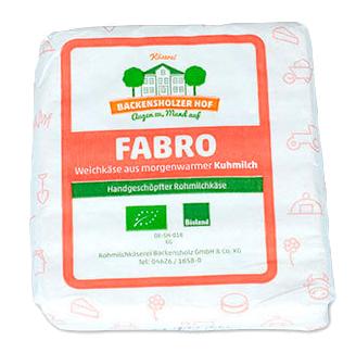 Fabro, Bio