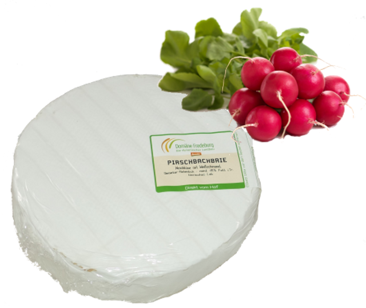 Fredeburger Pirschbachbrie Bio-Käse