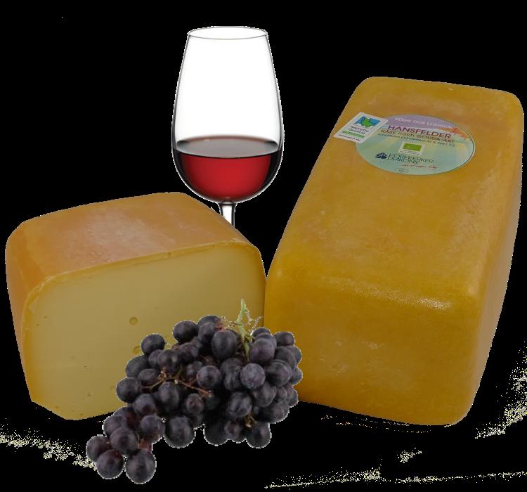 Hansfelder Gouda Bio-Käse