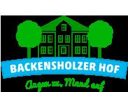 Rohmilchkäserei Backensholz