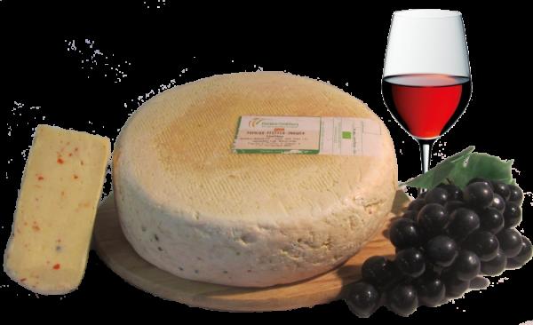 Fredeburger Pfeffer/Ingwer Bio-Käse