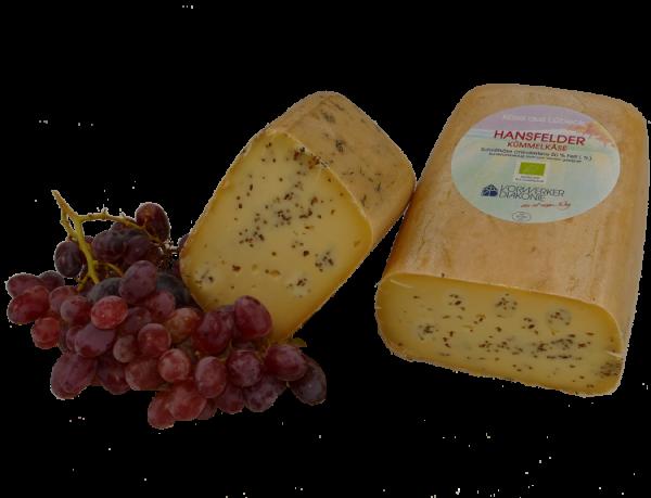 Hansfelder Kümmel Bio-Käse