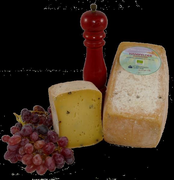 Hansfelder Pfeffersiter Bio-Käse