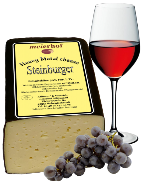 "Steinburger ""Heavy Metal Cheese"""