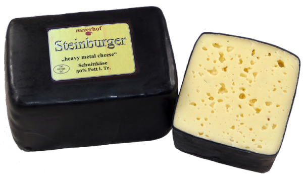 "Steinburger ""Heavy Metal Cheese"" Block"